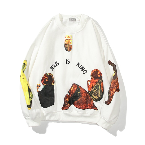 Kanye West Yeezus Merch Sweatshirt