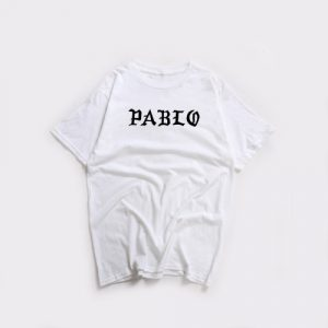 Kanye West Life Of Pablo Merch Shirts