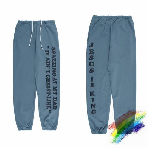 Kanye West Jesus Is King CPFM.XYZ Sweatpants