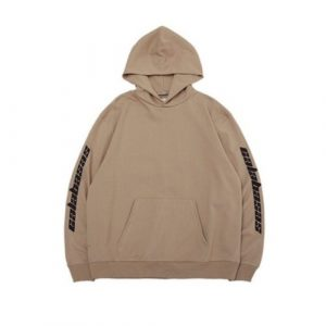 Kanye West Wyoming Merch Jesus Is King Calabasas Embroidery Hoodie