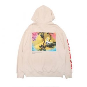 KIDS SEE GHOSTS Men's Hoodie