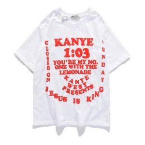 Kanye West Graduation Shirts Oversize Men T Shirt Short Sleeve T-shirt